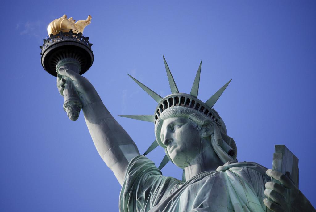 مرحباً بكم في الولايات المتحدة
