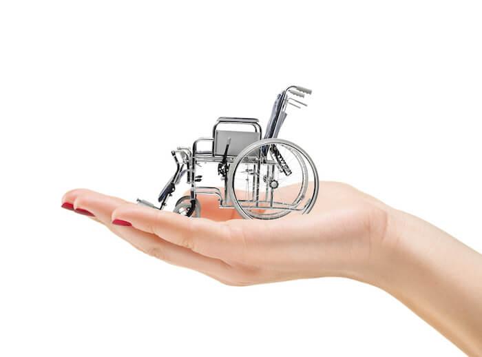البرامج الحكومية للاعاقة