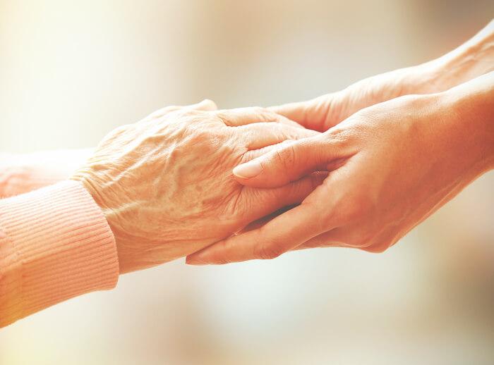 البرامج الحكومية لكبار السن